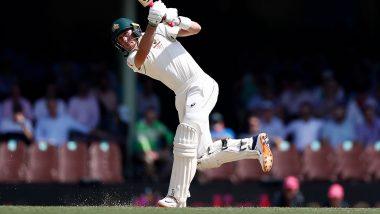 IND vs AUS 4th Test Day 1: मार्नस लाबूशेनचे अर्धशतक, दुसऱ्या सत्राखेरऑस्ट्रेलियाच्या 3 बाद 154 धावा