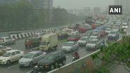 Mumbai Rains Traffic Update: मुंबईत पावसाचे पाणी साचल्याने हिंदमाता, अंधेरी, मालाड सहित 'या' ठिकाणी वाहतुक बंंद
