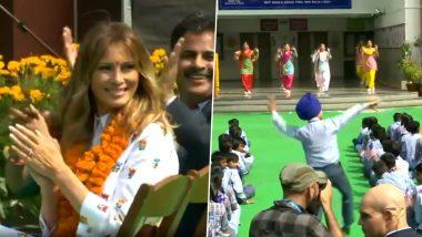Donald Trump India Visit Day 2 Live Updates:कोरोना व्हायरस नियंत्रणात आणण्यासाठी चीन कडून प्रयत्न सुरू; डोनाल्ड ट्रम्प यांची माहिती