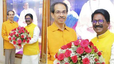 शिवसेना नेते अरविंद सावंत यांची महाराष्ट्र राज्य संसदीय समन्वय समितीच्या अध्यक्षपदी नेमणूक
