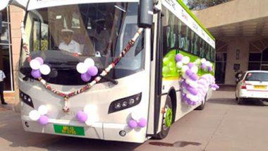 देशातील पहिली 'इंटरसिटी इलेक्ट्रिक बस' धावणार मुंबई-पुणे महामार्गावर