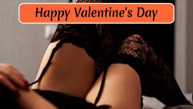 Valentine's Day Sex: यंदाच्या 'व्हॅलेंटाईन डे'ला सेक्स दरम्यान Foreplay ची घ्या मदत; जोडीदाराच्या Erogenous Zones ना स्पर्श करून वाढवा उत्तेजना