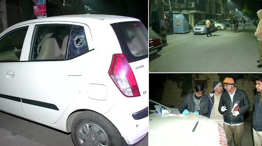 दिल्लीमध्ये महिला उपनिरिक्षकेची गोळी घालून हत्या