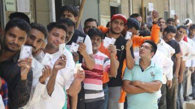 Delhi Election 2020: दिल्ली विधानसभेच्या 70 जागांसाठी आज मतदान; आम आदमी पार्टी, काँग्रेस आणि भाजपा पक्षाची प्रतिष्ठा पणाला