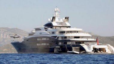 बिल गेट्सने खरेदी केले 4 हजार 600 कोटींचे आलिशान जहाज; पहा काय आहेत फिचर्स