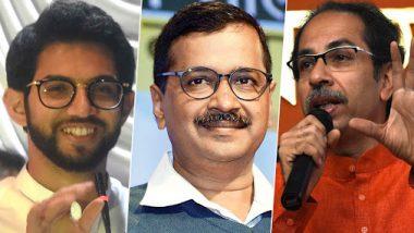 Delhi Vidhansabha Elections Results 2020: 'भाजप'च्या भ्रमाचा भोपळा फुटला'; उद्धव ठाकरे यांनी केजरीवाल यांना शुभेच्छा देत BJP वर साधला निशाणा