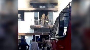 चंदीगढ: वसतीगृहाला लागलेल्या भीषण आगीत 3 मुलींचा होरपळून मृत्यू