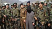 जम्मू-काश्मीर: 'हिजबुल मुजाहिद्दीन' संघटनेच्या दहशतवाद्याला पकडण्यात भारतीय जवानांना यश