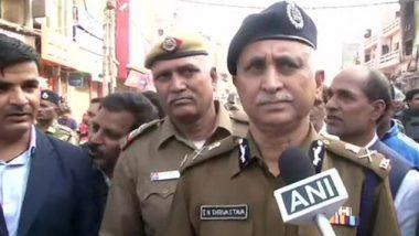 दिल्लीच्या पोलिस आयुक्त पदी एस. एन. श्रीवास्तव यांची नियुक्ती; 1 मार्चपासून स्वीकारणार पदभार
