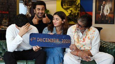 Brahmastra: बॉलिवूड अभिनेता रणबीर कपूर, आलिया भट्टचा 'ब्रह्मास्त्र' चित्रपट 4 डिसेंबरला होणार प्रदर्शित; आलियाने शेअर केला अनाउंसमेंट व्हिडिओ