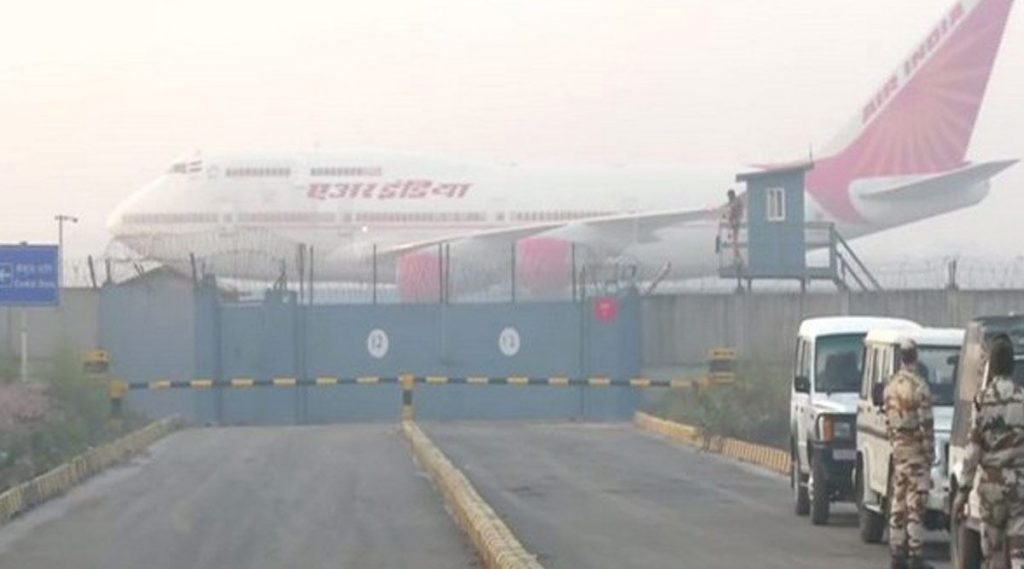 Coronavirus Outbreak: चीनमधून भारतीयांच्या सुटकेसाठी Air India चं दुसरं विशेष विमान आज होणार रवाना