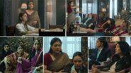 Devi Trailer: काजोल, नीना कुलकर्णी, मुक्ता बर्वे, सह 9 अभिनेत्रींच्या 'देवी' सिनेमाचा ट्रेलर प्रदर्शित; एका घरात अडकून पडलेल्या नऊ महिलांची कथा मांडणारा अनोखा प्रयत्न (Watch Video)