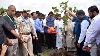 देवेंद्र फडणवीस सरकारच्या काळात केलेल्या 33 कोटी वृक्ष लागवडीची चौकशी होणार
