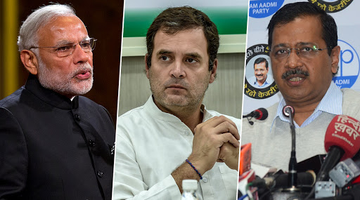 पंतप्रधान नरेंद्र मोदी, जेपी नड्डा, राहुल गांधी यांनी मुख्यमंत्री अरविंद केजरीवाल यांना दिल्या खास शुभेच्छा