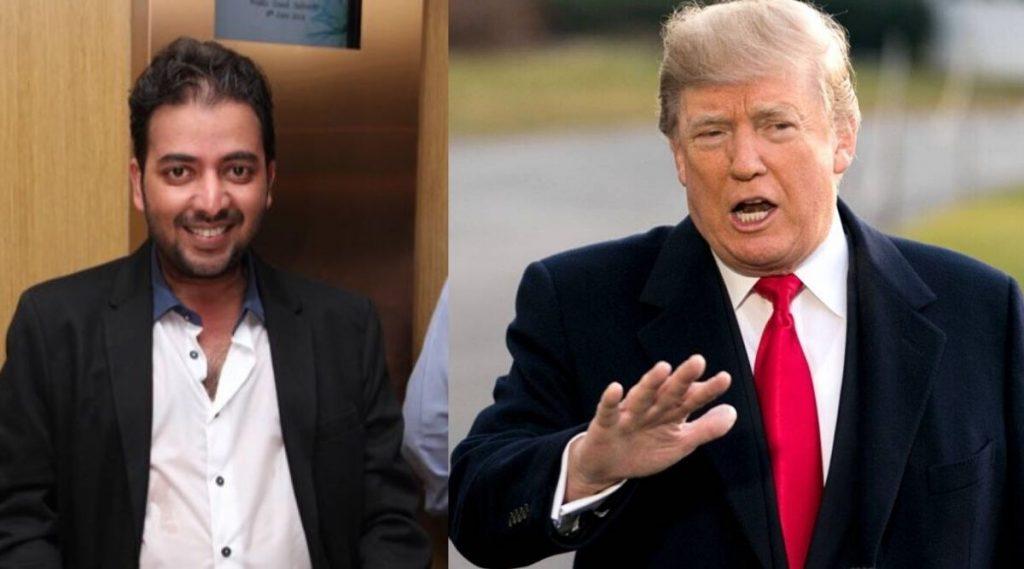 'केम छो मिस्टर प्रेसिंडेंट' या अहमदाबाद मधील अमेरिकन राष्ट्राध्यक्ष डोनाल्ड ट्रम्प यांच्या कार्यक्रमावर मनसेचा आक्षेप