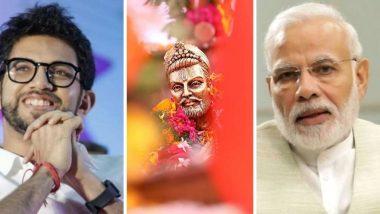 शिवजयंती निमित्त पंतप्रधान नरेंद्र मोदी यांच्यासह मान्यवरांची छत्रपती शिवाजी महाराजांना खास ट्वीटच्या माध्यमातून आदरांंजली