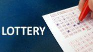 Maharashtra Dear Lottery Results Today: 28 सप्टेंबर चा महाराष्ट्र डियर विकली लॉटरी निकाल,भाग्यवान विजेत्यांची यादी पहा  dearlotteries.com वर