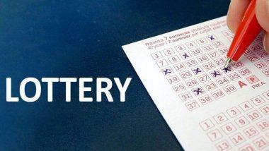 Maharashtra Dear Lottery Results Today: 14 ऑक्टोबर चा महाराष्ट्र डियर विकली लॉटरी निकाल,भाग्यवान विजेत्यांची यादी पहा dearlotteries.com वर