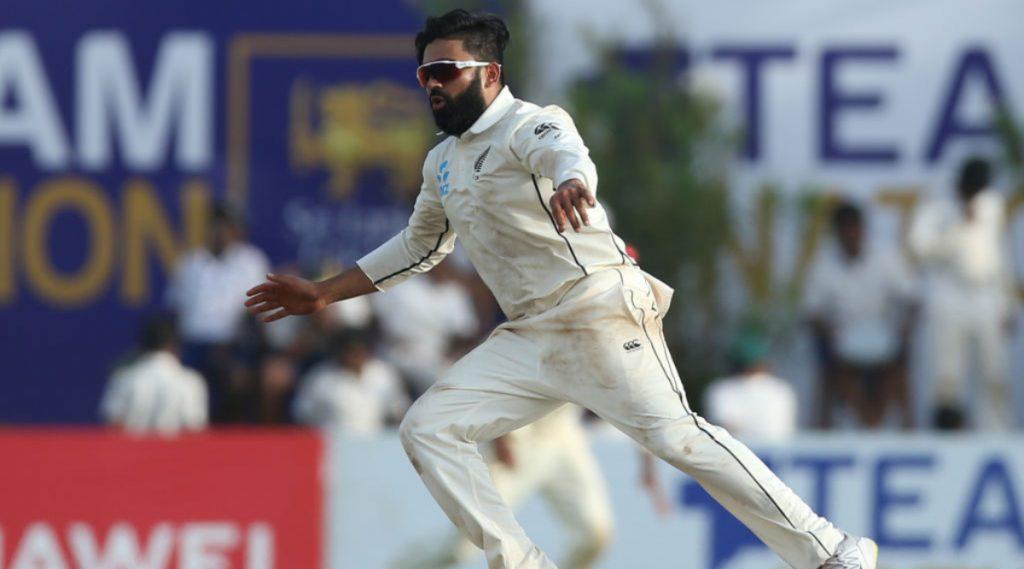 IND vs NZ Test 2020: मुंबईत जन्मलेला न्यूझीलंड खेळाडूएजाज पटेल टीम इंडियासाठीठरू शकतो घातक