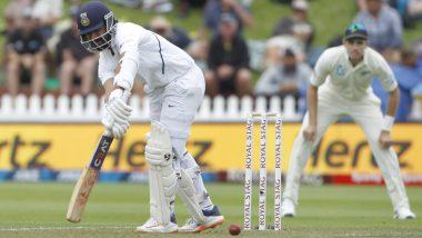 IND vs NZ 1st Test Day 3: तिसऱ्यादिवसाखेर भारताने 4 विकेट गमावून केल्या 144 धावा, न्यूझीलंडविरुद्ध टीम इंडिया 39 धावांनी पिछाडीवर