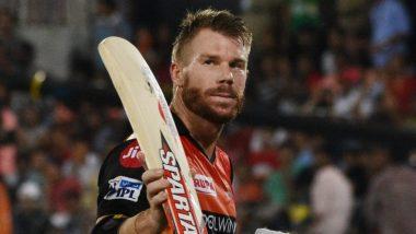 IPL 2020 Schedule of Sunrisers Hyderabad: सनरायझर्स हैदराबादने जाहीर केले आयपीएल 13 चे संपूर्ण वेळापत्रक; 1 एप्रिल रोजी मुंबई इंडियन्स विरूद्ध होईल पहिला सामना