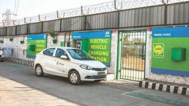 2021 पर्यंत मुंबईत 200 तर, संपूर्ण देशात 700 चार्जिंग स्टेशन उभारण्याचे Tata Power चे लक्ष्य