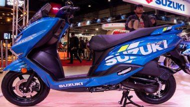 Suzuki Burgman Street 125 BS6 भारतात लॉन्च; पहा स्टायलिश लूक आणि फिचर्स