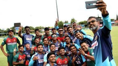 ICC U19 World Cup: न्यूझीलंडला पराभूत करून बांग्लादेश प्रथमच फायनलमध्ये; भारताशी असेल अंतिम सामना