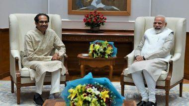 दिल्ली: पंतप्रधान नरेंद्र मोदी यांच्याशी CAA, NRC, GST, शेतकरी पीकविमा योजना या मुद्द्यांवर सकारात्मक चर्चा झाली : मुख्यमंत्री उद्धव ठाकरे