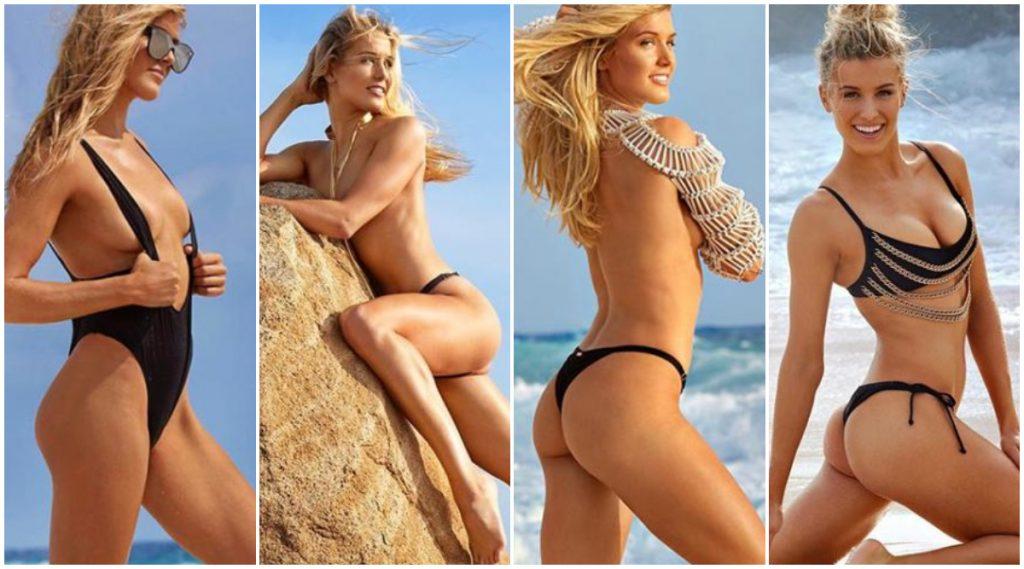 Eugenie Bouchard Hot photos: टेनिसपटू युजिनी बुकार्ड हिचे  Sexey फोटो पाहिले काय? खेळापेक्षा बोल्डनेस असतो अधिक चर्चेत | 🏆 कोकणशक्ति मराठी