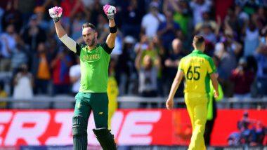 SA vs AUS: टी-20 मालिकेसाठी दक्षिण आफ्रिकी संघ जाहीर;कर्णधारपद सोडल्यानंतर फाफ डु प्लेसिसची टीममध्ये एंट्री