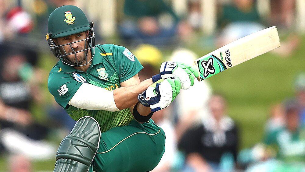 भारत दौऱ्याआधी दक्षिण आफ्रिका टीमला मोठा झटका, फाफ डु प्लेसिसने कसोटी आणिटी -20 संघाच्या कर्णधारपदाचा दिला राजीनामा