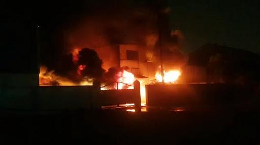Lower Parel Fire: लोअर परळ येथील सन मिल कंम्पाउंडमध्ये आग, घटनास्थळी अग्निशमन दलाच्या 6 गाड्या दाखल
