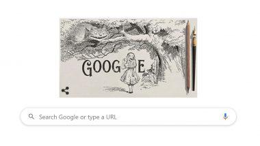 सर जॉन टेनियल यांची 200 वी जयंती: राजकीय व्यंगचित्रकार Sir John Tenniel Google Doodle बद्दल तुम्हाला माहिती आहे काय?