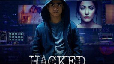 Hacked Full Movie in HD 720p Leaked on TamilRockers & Telegram For Free Download: टेलिव्हिजन अभिनेत्री हिना खानचा 'हॅक्ड' चित्रपट ठरला पायरसीचा शिकार