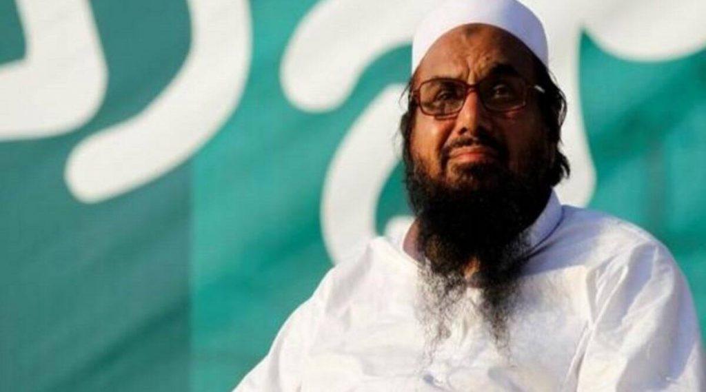 26/11 हल्ल्याचा सुत्रधार हाफिज सईद याला 5 वर्षांची शिक्षा, दहशतवाद्यांना अर्थसहाय्य केल्याचा आरोप