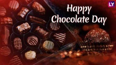 Chocolate Day 2020 Wishes: नात्यात गोडवा आणण्यासाठी मराठमोळी ग्रीटिंग्स, SMS, Messages,GIFs, Images, WhatsApp Status च्या माध्यमातून देऊन खास करा यंदाचा चॉकलेट डे!