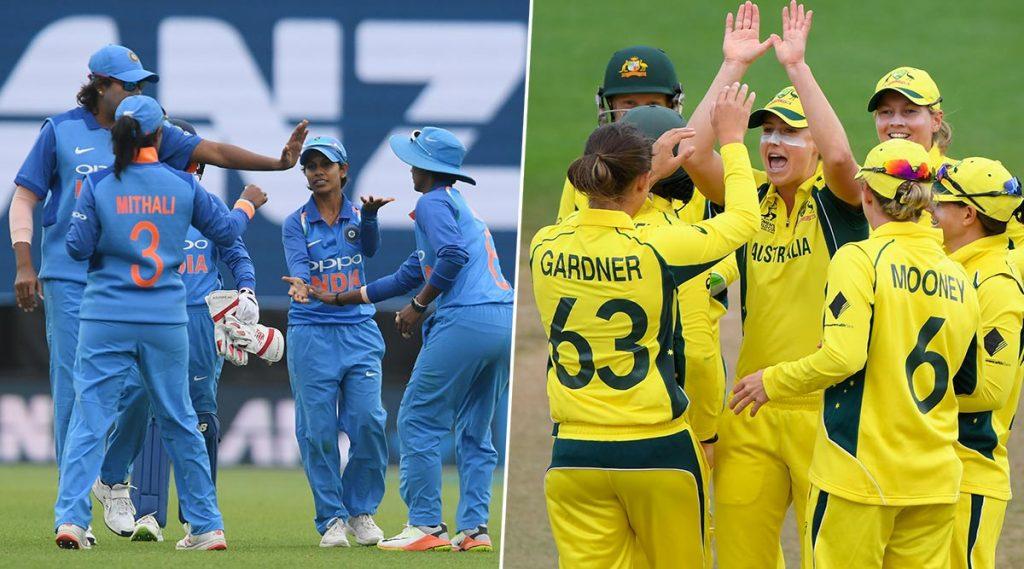 IND vs AUS Women's T20 Tri-Series 2020 Live Streaming:भारत विरुद्ध ऑस्ट्रेलिया महिला टी-20 ट्राई सीरीज लाईव्ह सामना आणि स्कोर पहा Sony Six वर