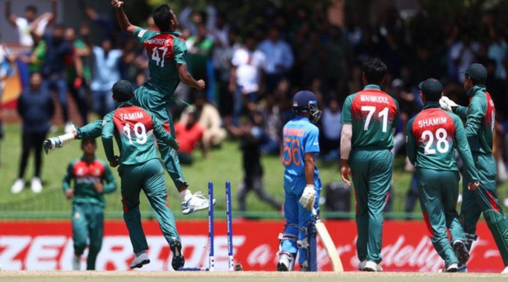 IND vs BAN, U19 World Cup 2020 Final:टीम इंडिया 177 धावांवर ऑलआऊट, अंडर-19 विश्वचषक फायनलमध्ये बांग्लादेश ला दिले 178 धावांचे लक्ष्य