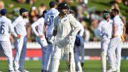 IND vs NZ 1st Test Day 2: खराब प्रकाशामुळे थांबला सामना, दुसऱ्या दिवसाखेर न्यूझीलंडनी घेतली51 धावांची आघाडी