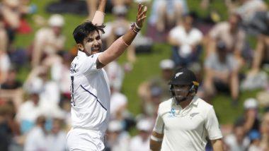NZ 225/7 In 74.3 Overs | IND vs NZ 1st Test Day 3 Live Score Updates: इशांत शर्माचा चौथा शिकार बनलाटिम साऊथी, न्यूझीलंड 225/7