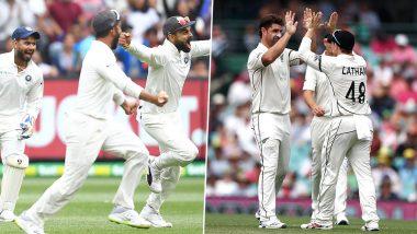 IND vs NZ 2nd Test Day 2 Highlights: दुसर्या डावात भारताने 90 धावांवर6 गमावल्या विकेट, दिवसाखेर न्यूझीलंडने केले जोरदार कमबॅक
