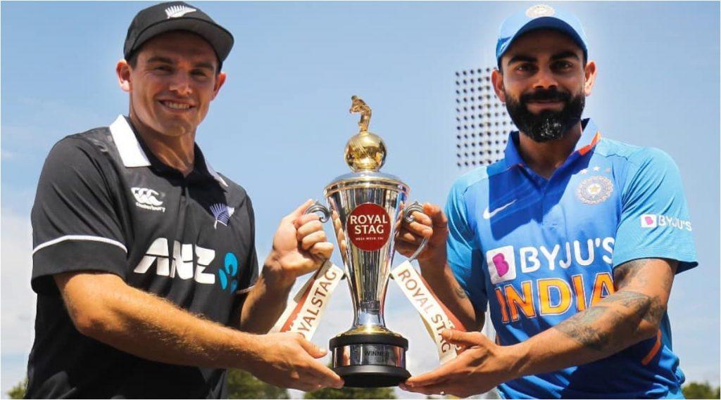 IND vs NZ 1st ODI: न्यूझीलंडचा टॉस जिकूनगोलंदाजीचा निर्णय; पृथ्वी शॉ, मयंक अग्रवाल यांचेटीम इंडियाकडून डेब्यू