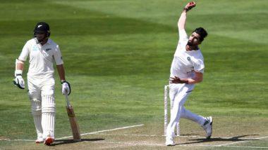 IND vs NZ 1st Test Day 2:टीम इंडिया 165 धावांवर ऑलआऊट, Lunch पर्यंत न्यूझीलंडने केल्या 17 धावा