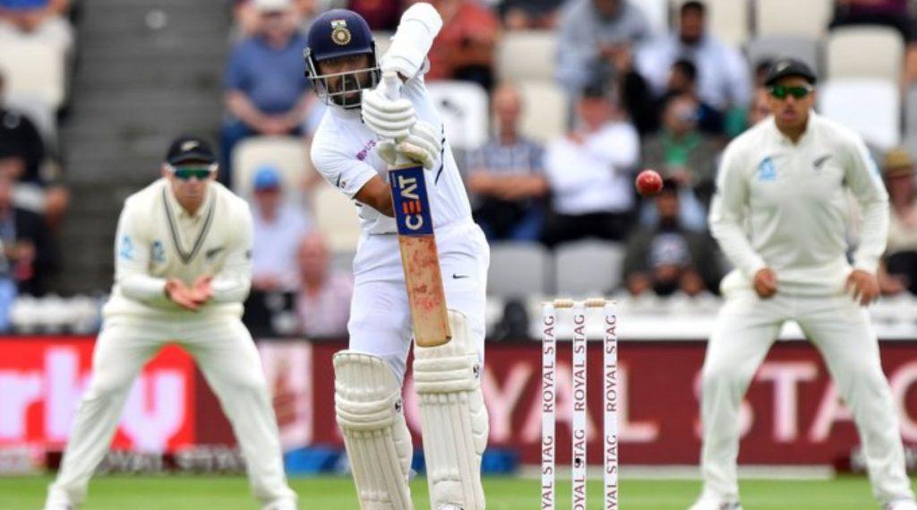 IND vs NZ 1st Test Day 1: पहिल्या दिवसाचा खेळ पावसामुळे संपला; अजिंक्य रहाणे-रिषभ पंत चा धावांसाठी संघर्ष, कोहली-पुजारा फेल