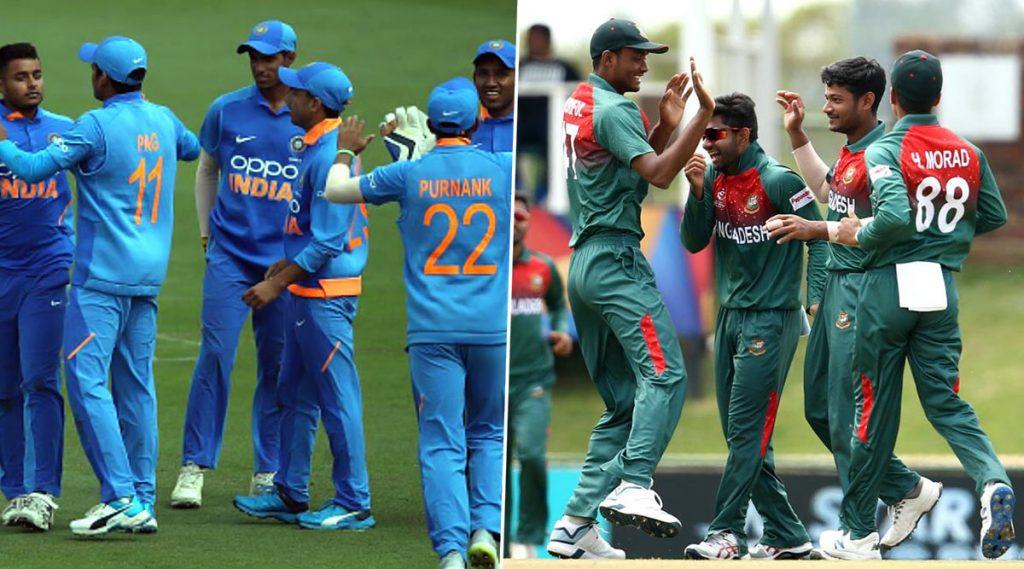 IND vs BAN U19 World Cup 2020 Final Live Streaming: भारत विरुद्ध बांग्लादेश अंडर-19 विश्वचषक फायनललाईव्ह सामना आणि स्कोर पहा Star Sports वर