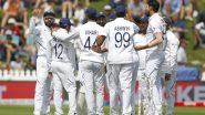 IND vs NZ 1st Test Day 3: इशांत शर्मा ने केला कहर; Lunch पर्यंत न्यूझीलंड पहिल्या डावात 348 धावांवरऑलआऊट, घेतली 183 धावांची आघाडी