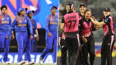 IND W vs NZ W, Women's T20 World Cup 2020 Live Streaming: भारत विरुद्ध न्यूझीलंड महिला टी-20 वर्ल्ड कप लाईव्ह सामना आणि स्कोर पहा Star Sports वर