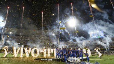 IPL 2020: टी-20 वर्ल्ड कप स्थगित झाल्यास होऊ शकते आयपीएलचे आयोजन, BCCI अधिकाऱ्याने दिली माहिती