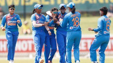 Women's T20 World Cup 2020:ब्रिस्बेनमध्ये भारताचा थरारक विजय, वेस्ट इंडिजविरुद्ध2 धावांनी जिंकला पहिला सराव सामना